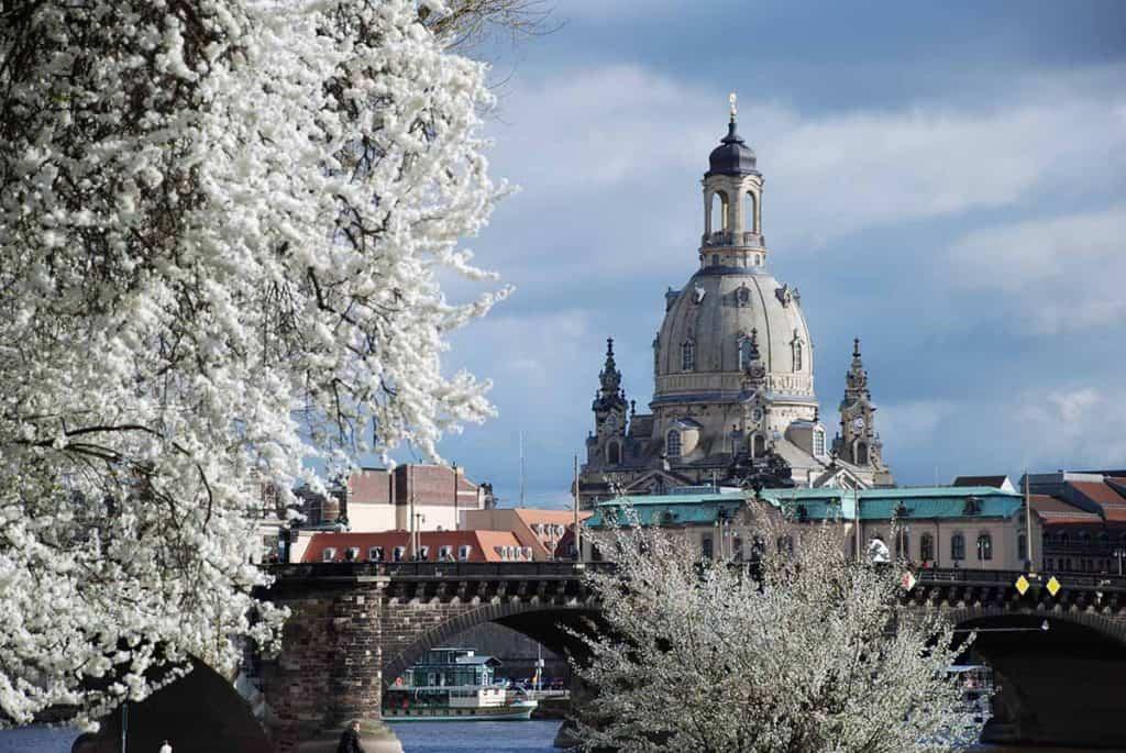 Dresden Altstadt Frauenkirche