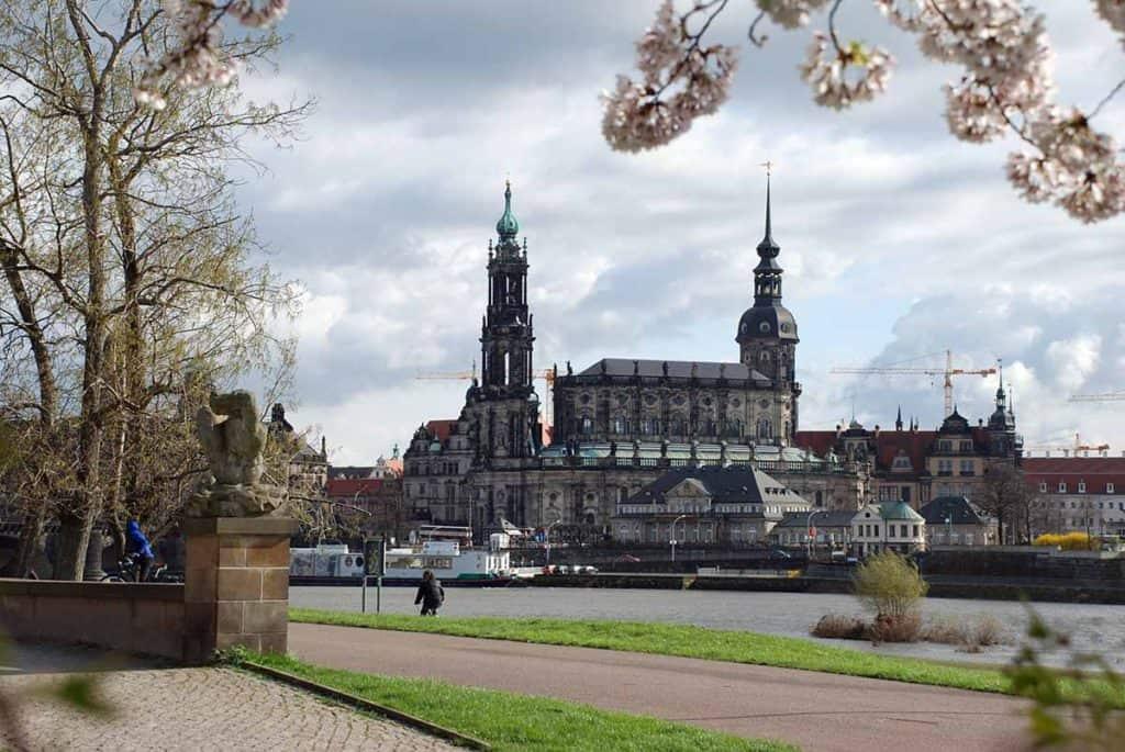 Dresden Altstadt Katholische Hofkirche