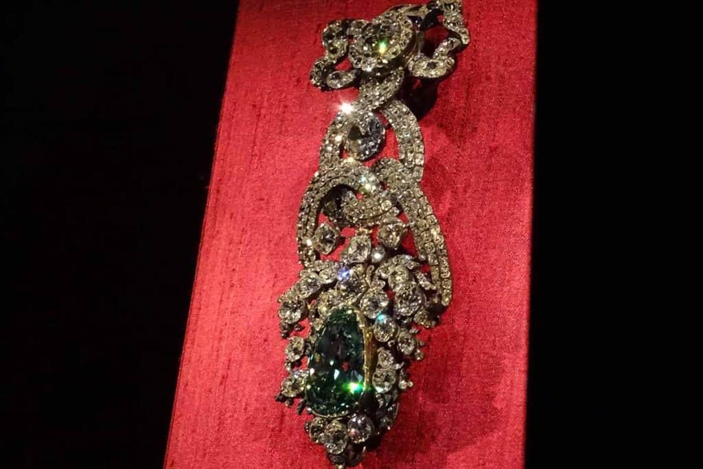 Dresdner Grüner Diamant