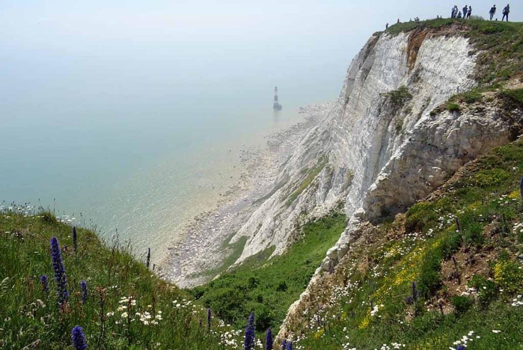 England Kreideklippen Beachy Head