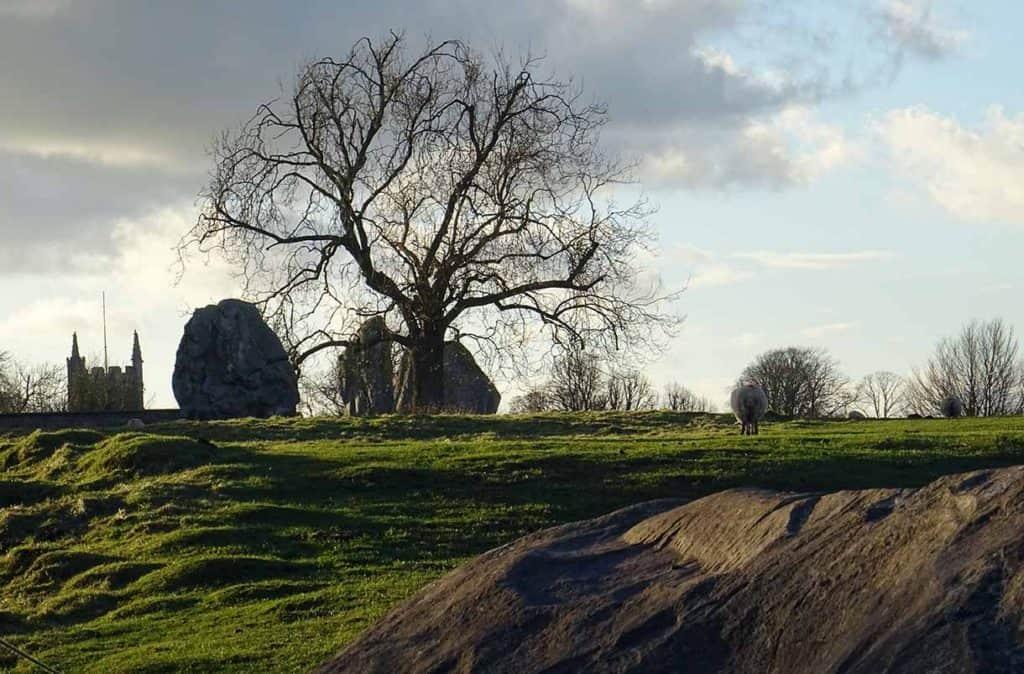 England Steinkreis von Avebury