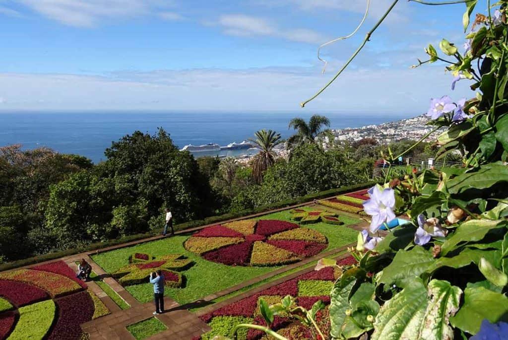Madeira Botanischer Garten Funchal