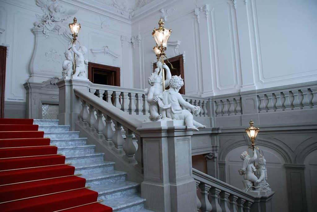 Residenzschloss Dresden Englische Treppe