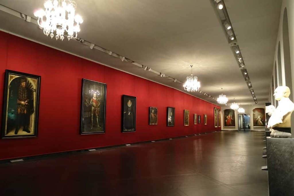 Residenzschloss Fürstengalerie