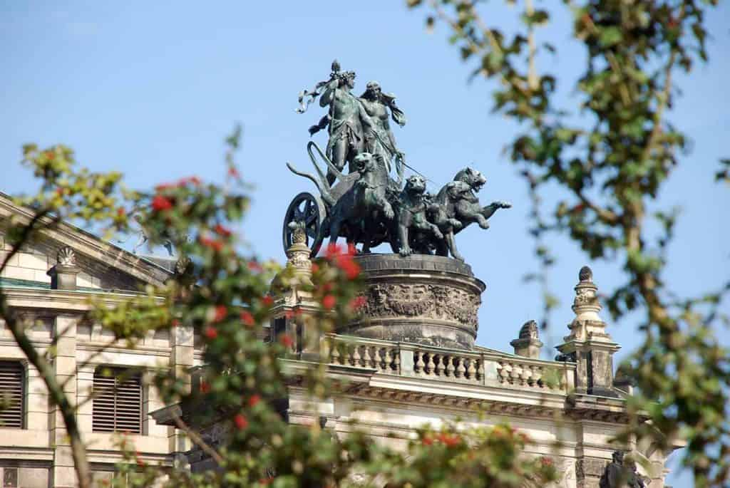Semperoper Dionysos