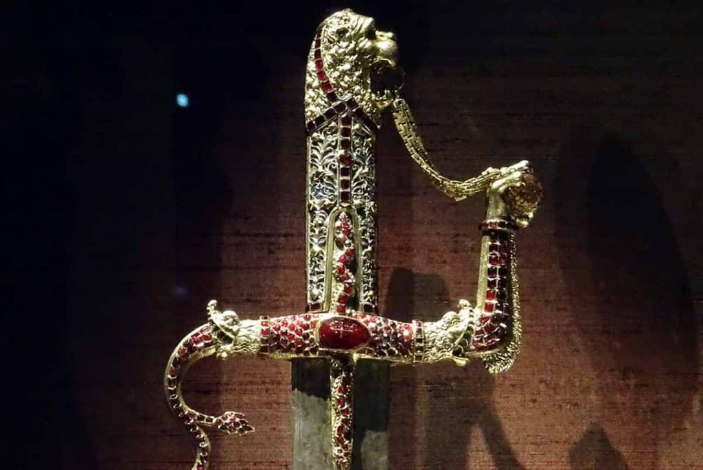 Türckische Cammer Schwert