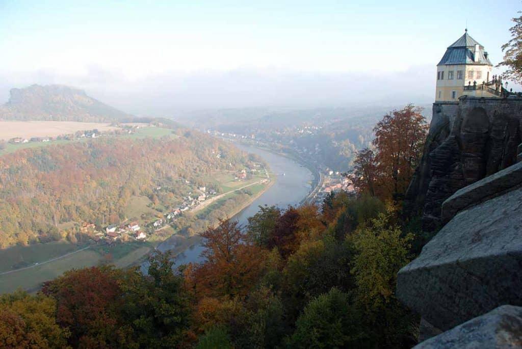 Blick von der Friedrichsburg