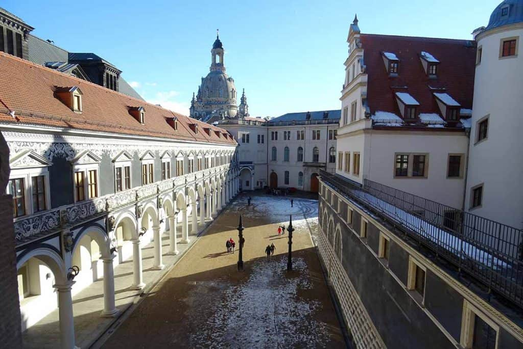 Dresdner Stallhof