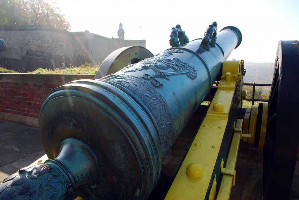 Festungskanone