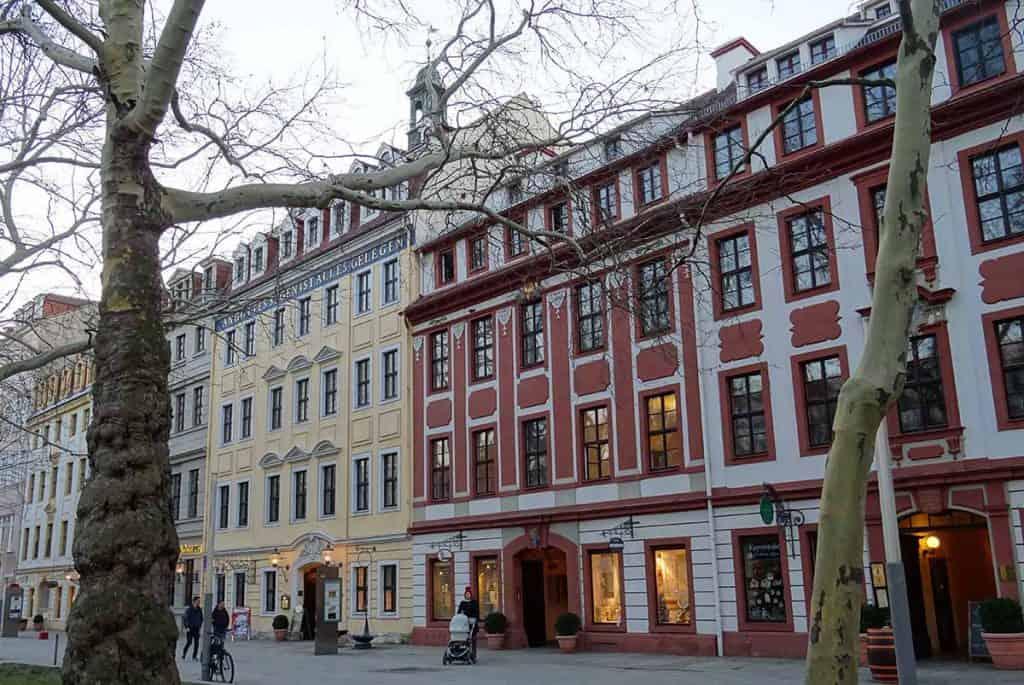 Innere Neustadt Hauptstrasse