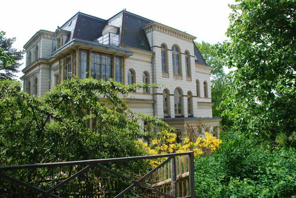 Königliche Villa Dresden Wachwitz