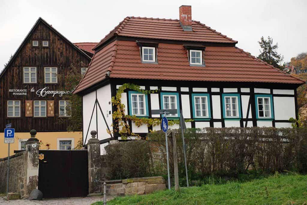 Loschwitz Altes Fährhaus