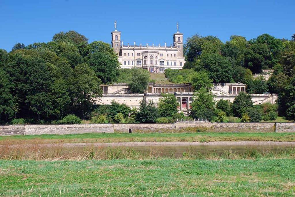 Schloss Albrechtsberg in Dresden