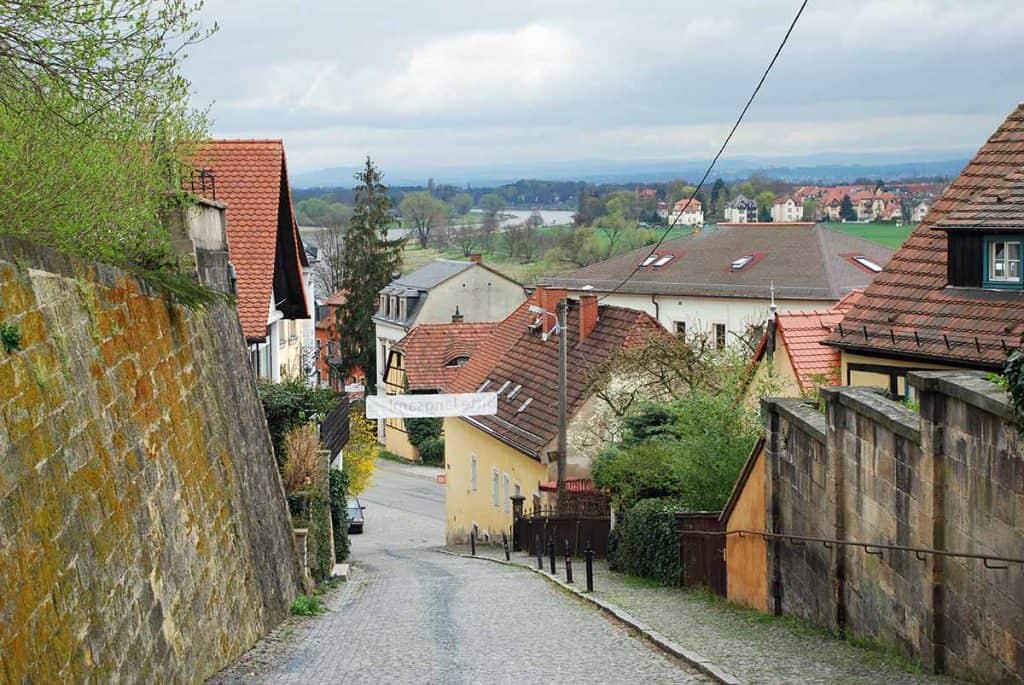 Wachwitz Am Steinberg